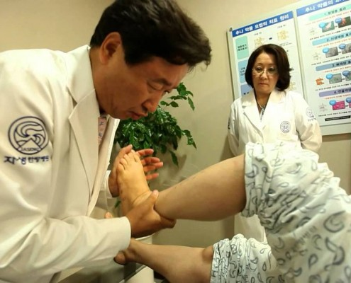Мэдрэлийг сэргээж өвчин намдаах солонгосын уламжлалт эмчилгээ