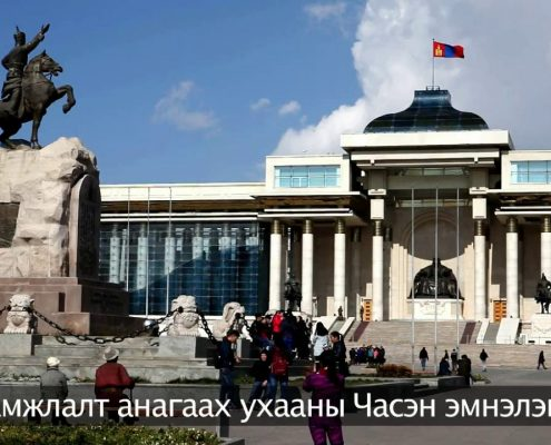 Часэн эмнэлгийн эмч нар Монголд Улсад очиж 250 гаруй хүнд зөвлөгөө өгөв